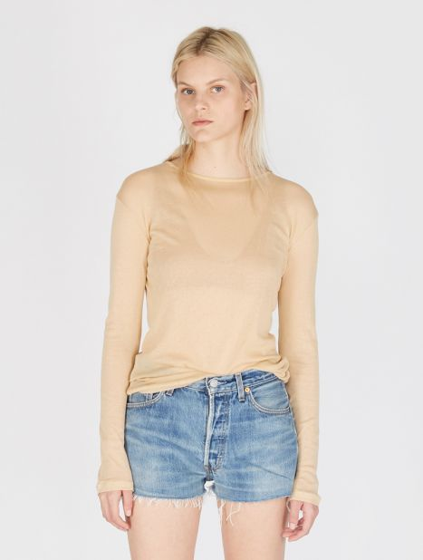 Puig Organic Long Sleeve Top