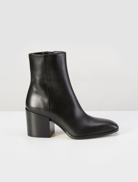 Leandra Leather Ankle Boot
