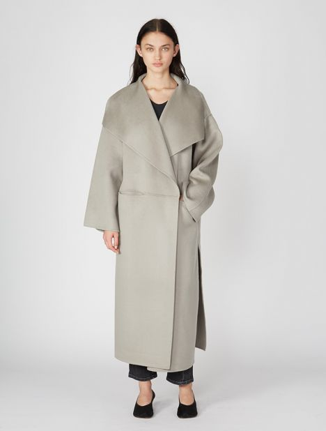 Annecy Wrap Coat