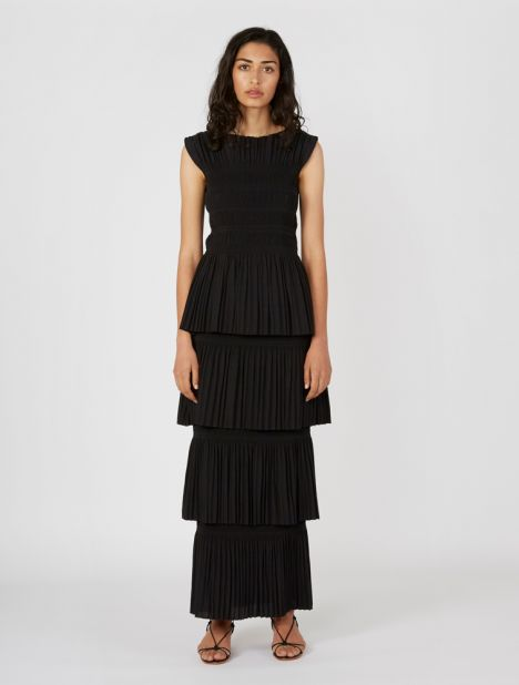 Aramon Tiered Dress