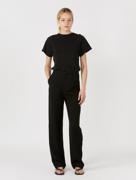 Arles High-Waisted Trouser