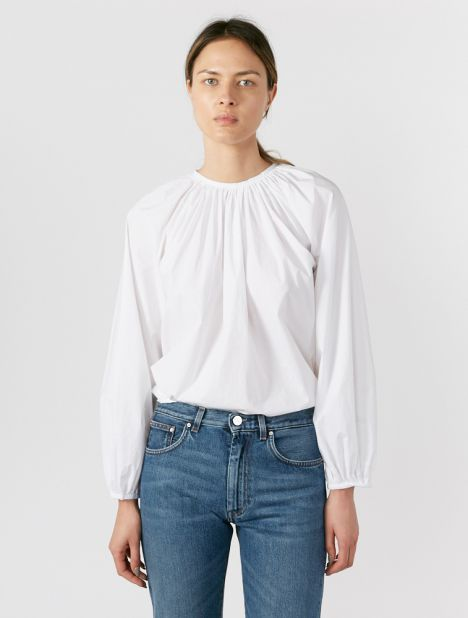 Assembly Gathered Blouse