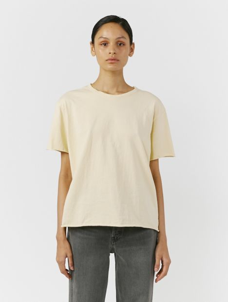 Midweight Athletic T-Shirt - Yellow