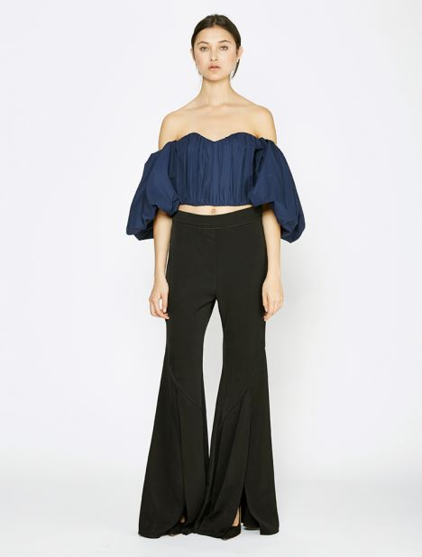 Higher and Higher Wide Flare Pant