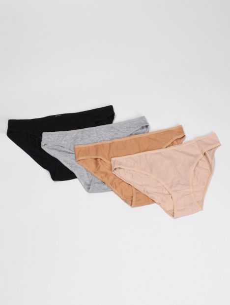 Bamboo Bell Basic Underpants Pack
