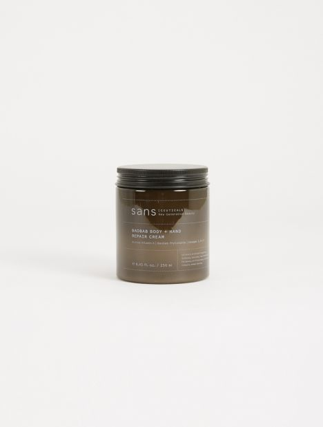Baobab Body + Hand Repair Cream