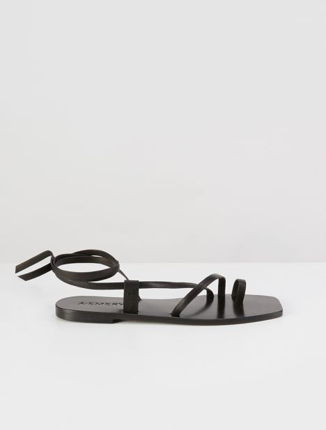 Beau II Leather Sandal
