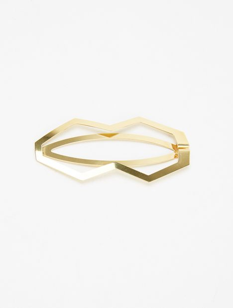 Bia Gold-Plated Hair Clip