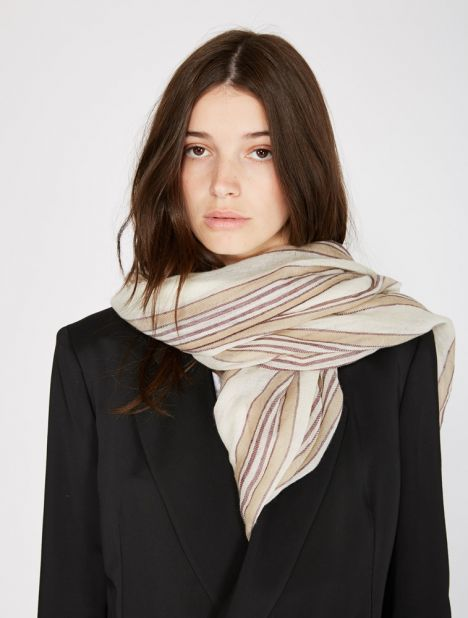 Wool Big Scarf