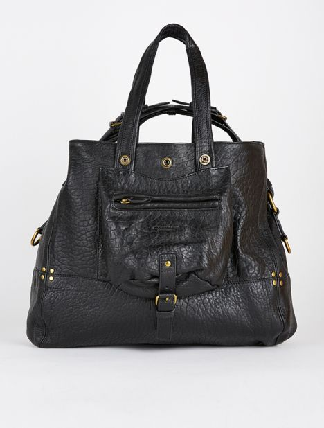 Billy Medium Leather Hobo Bag