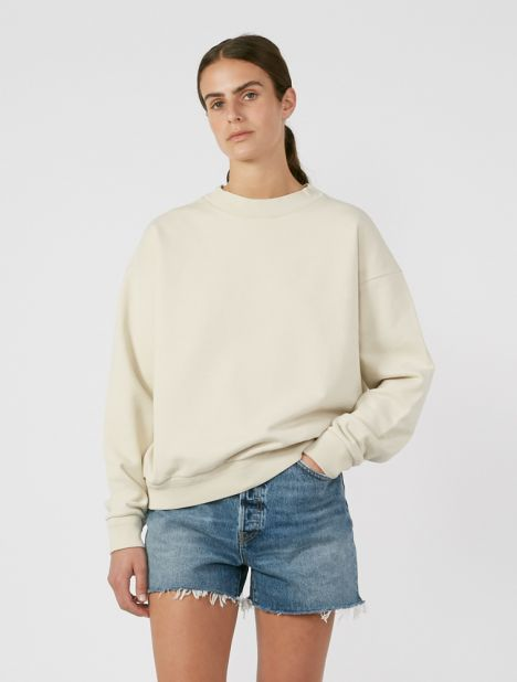 Blanca Cotton Sweatshirt