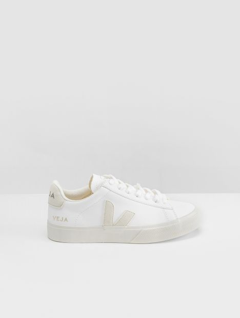 Campo C.W.L Sneaker - White Natural