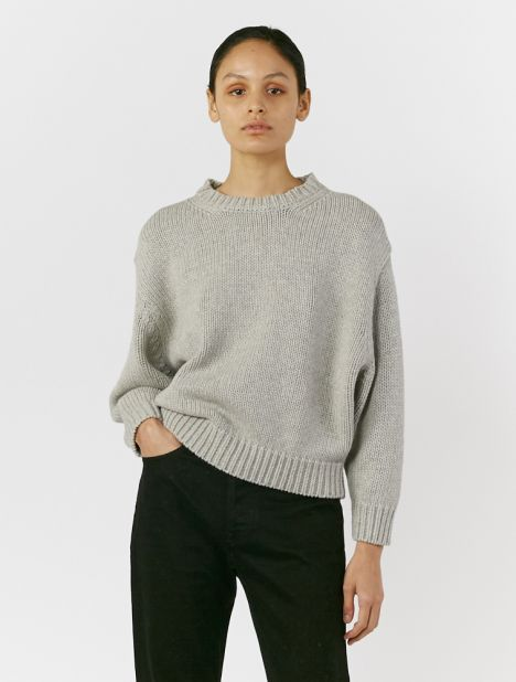 Chunky Fisherman Knit