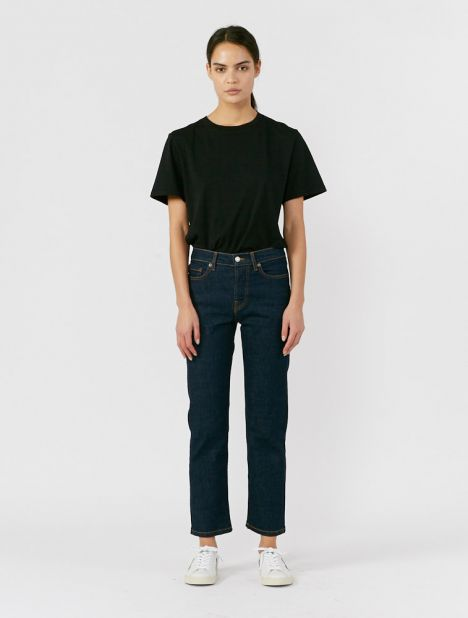 Classic Mid-Rise Jean - Blue Rinse