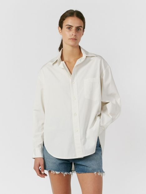 Classic Pocket Shirt - Ecru