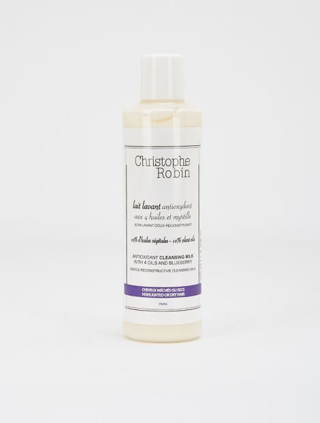 Antioxidant Cleansing Milk with 4 Oils and Blueberry