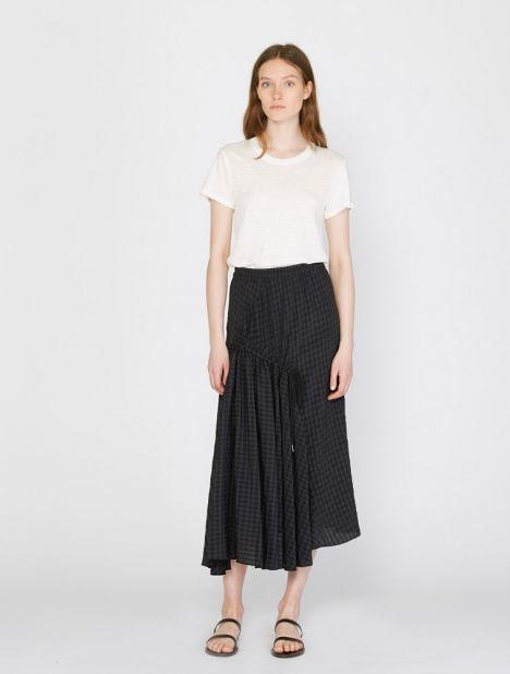 Cooper Asymmetric Skirt