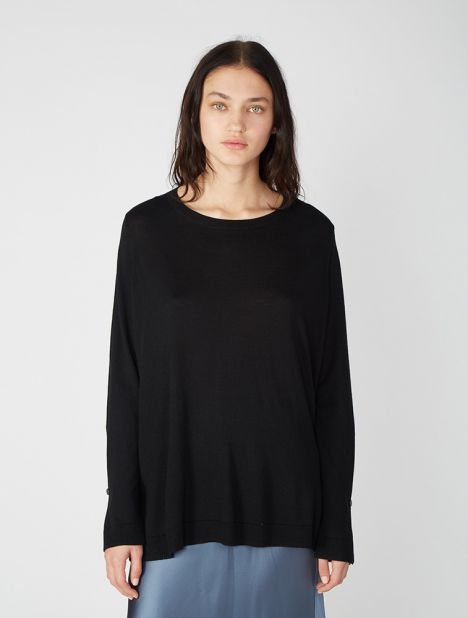 Copa Cotton Silk Sweater