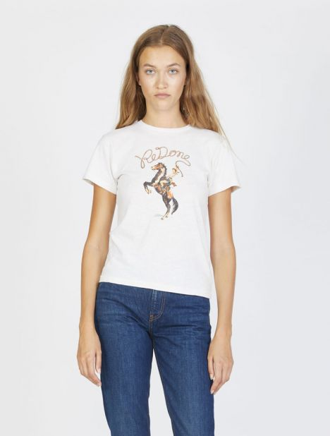 Cowgirl Printed Classic Tee