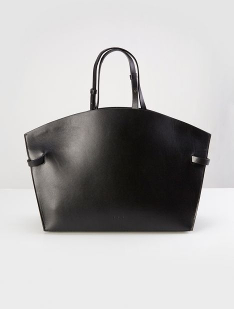 Dawn Leather Tote Bag