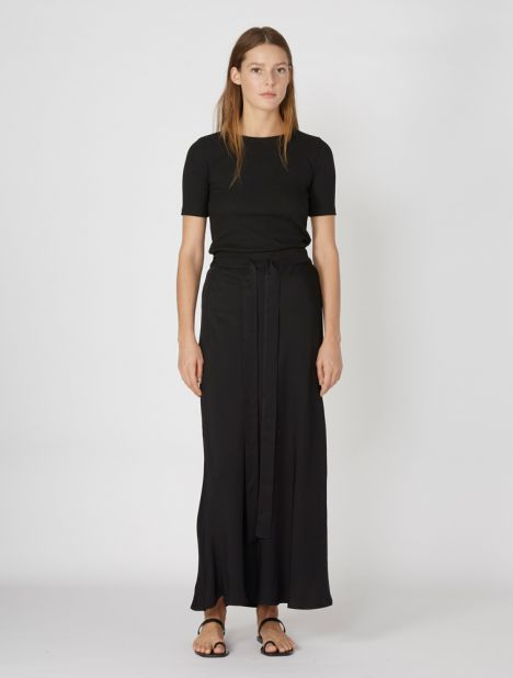 Didion Long Bias Skirt