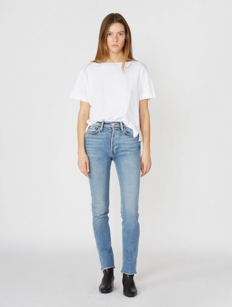 Originals Double Needle Long Jean - Indigo