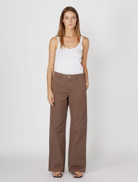 Ease Wide-Leg Trouser