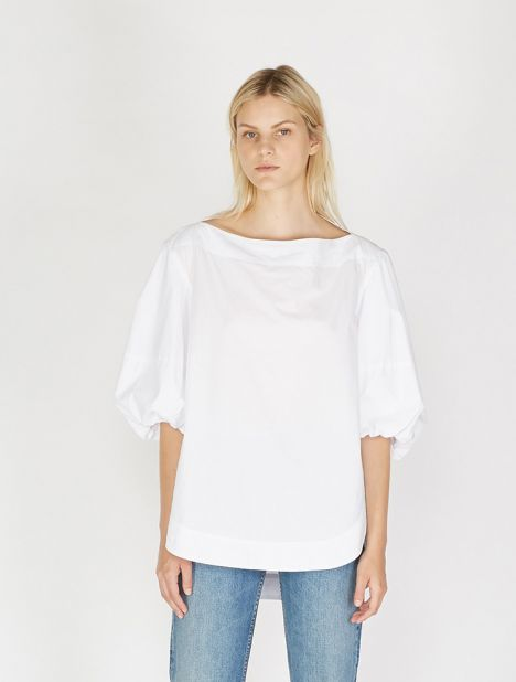 Eleanor Puff Sleeve Blouse