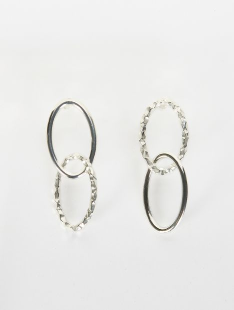 Ellipse Double Earrings
