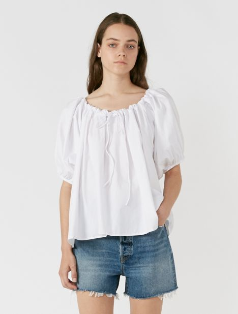 Estelle Gathered Blouse