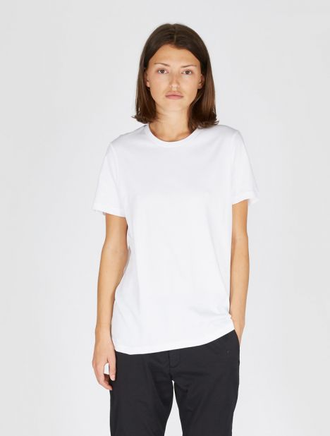 Everyday Cotton Unisex Tee - White