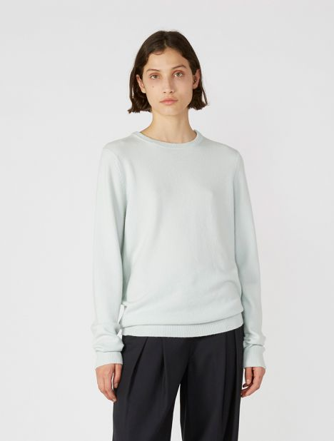 n°36 Be Classic Cashmere Sweater - Mint