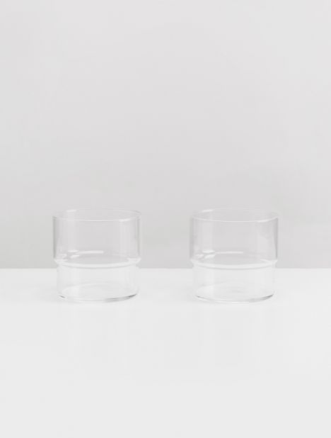 Fino Stacking Glass Set 10.5oz
