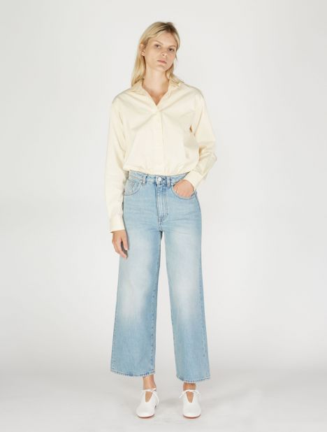 Flair Wide-Leg Jean