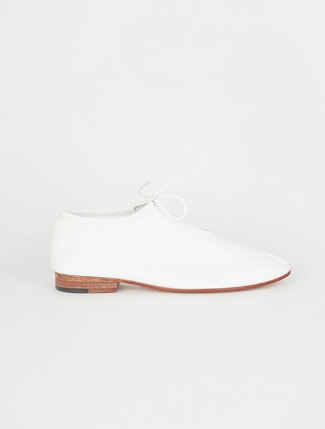 Bootie Glove Shoe - White