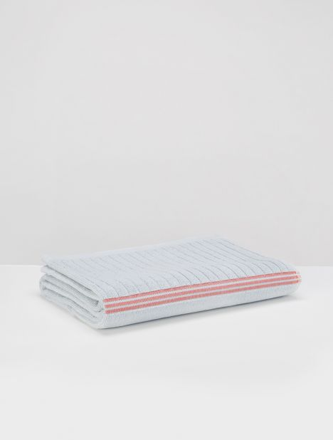 Hayes Organic Cotton Bath Towel - Lake