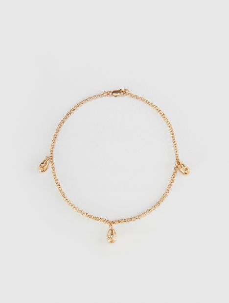 EXCLUSIVE | Hepworth Charm Anklet