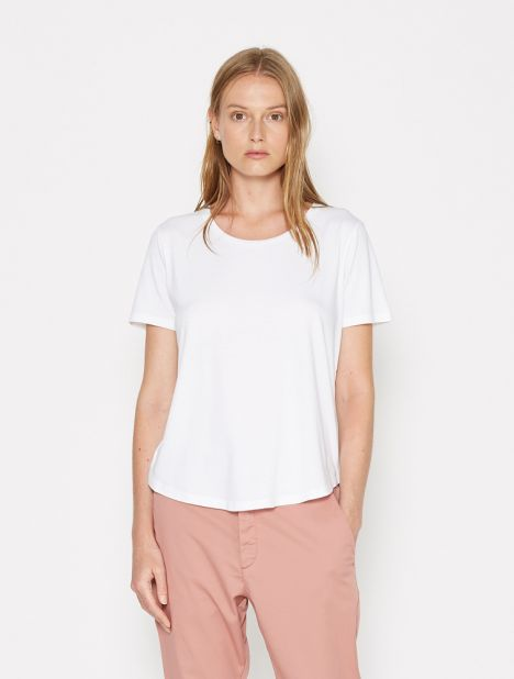 Jersey One Tee - White