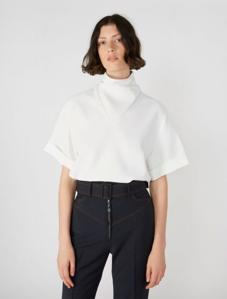 Hopper Cowl Neck Top