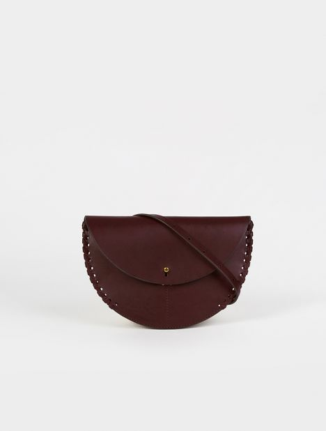Hugo Leather Belt Bag