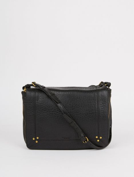 Igor Leather Shoulder Bag