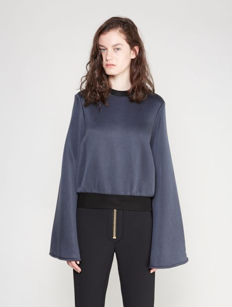 Immortal Flare Sleeve Sweater