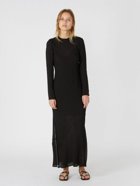 Indre Long Sleeve Dress