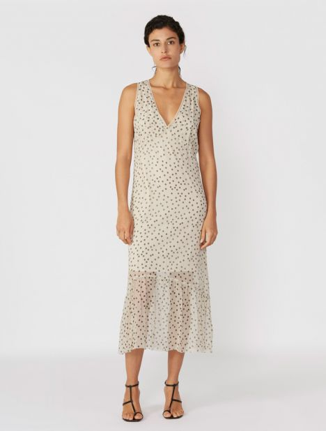 Isabella Silk Slip Dress