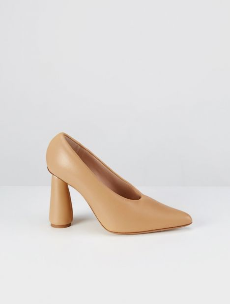 Jacques Padded Pump