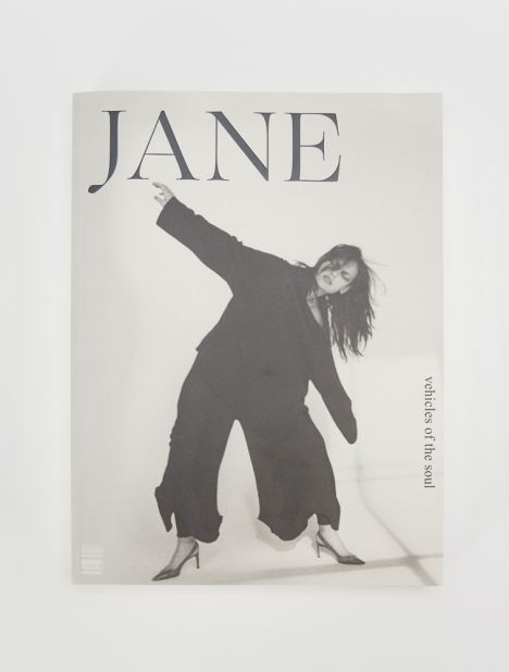 JANE. by the grey attic Issue 6