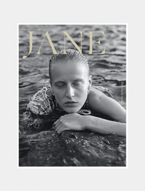 Jane. by the grey attic Issue 8