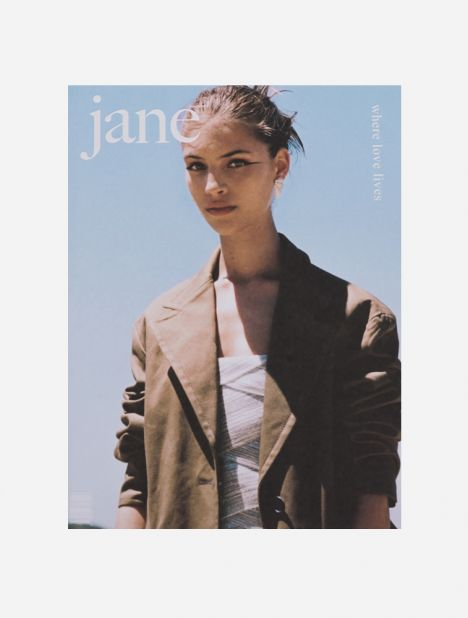 Jane. by the grey attic Issue 3