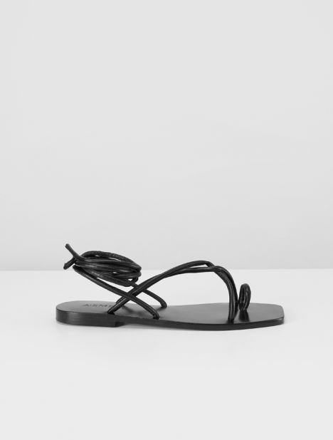 Kinsley Leather Sandal
