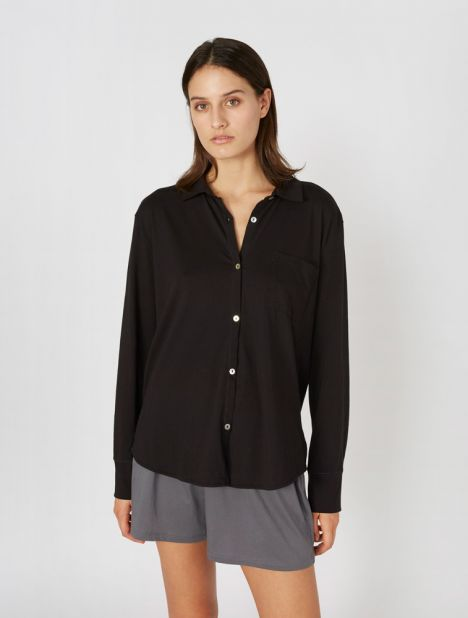 Krista Pima Cotton Shirt